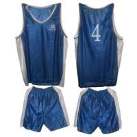 Баскетболен комплект в синьо и бяло 10 броя СПОРТНИ СТОКИ