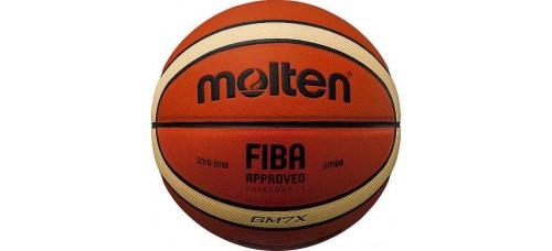 """Висок клас баскетболна топка """"Molten BGM7X"""" СПОРТНИ СТОКИ"""