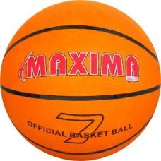 """Гумена баскетболна топка """"MAXIMA"""" №7 СПОРТНИ СТОКИ"""