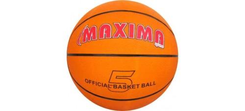 Гумена баскетболна топка MAXIMA №5 СПОРТНИ СТОКИ