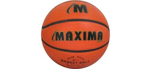 Баскетболна топка ламинат PU MAXIMA №7 СПОРТНИ СТОКИ