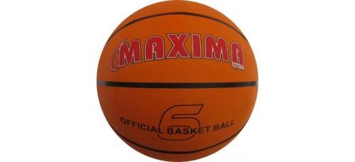 Баскетболна топка MAXIMA №6 СПОРТНИ СТОКИ