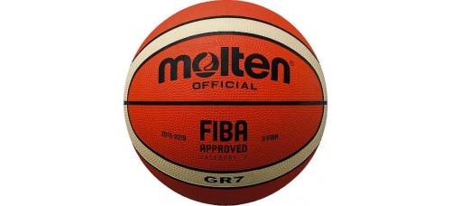 Топка за баскетбол Molten BGR7-OI СПОРТНИ СТОКИ