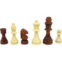 Дървени фигури за шах 3.5-7см. ШАХ И ТАБЛА