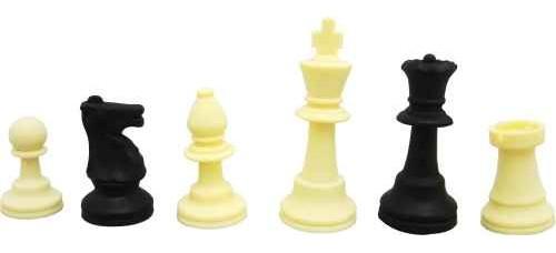 Пластмасови фигури за шах 4.5-9 ШАХ И ТАБЛА