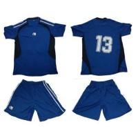 Футболен екип 16 броя в комплект синьо и черно СПОРТНИ СТОКИ
