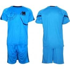 Екип за футбол, волейбол в светло синьо и тъмно синьо СПОРТНИ СТОКИ
