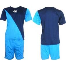 Футболен, волейболен екип  в светло синьо и тъмно синьо СПОРТНИ СТОКИ