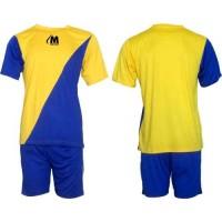 Футболен, волейболен екип в тъмно синьо и жълто  СПОРТНИ СТОКИ