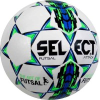 Футболна топка SELECT Futsal Attack СПОРТНИ СТОКИ
