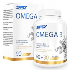 SFD NUTRITION OMEGA 3 90SOFTGEL Омега-3 мастни киселини
