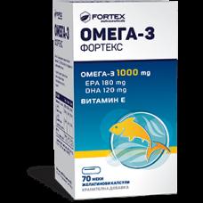 Омега 3 Фортекс Омега-3 мастни киселини