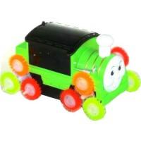 Занимателен локомотив със звук и светлини ИГРАЧКИ