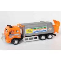 Играчка-боклукчийски инерционен камион ИГРАЧКИ