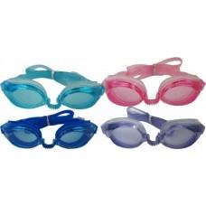 Комплект очила за плуване и тапи за уши СПОРТНИ СТОКИ