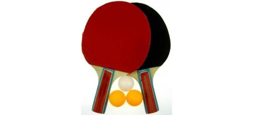 2 броя хилки с 3 топчета за тенис на маса СПОРТНИ СТОКИ