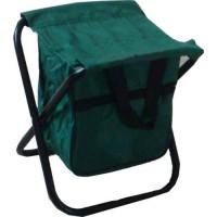 Сгъваем стол за къмпинг, риболов с торба ТУРИЗЪМ