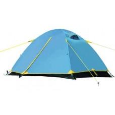 Двуслойна, двуместна палатка с размери 210x140x105 см ТУРИЗЪМ