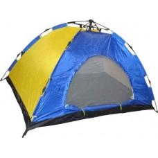 Автоматична еднослойна палатка, двуместна ТУРИЗЪМ