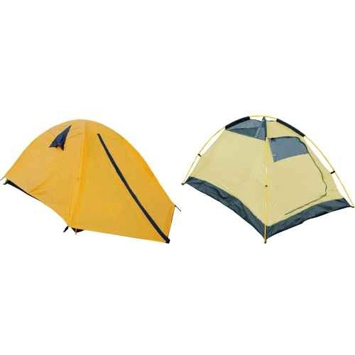 e07d7d1dec9 Двуместна, двуслойна палатка с размери 190x130x100 см ТУРИЗЪМ ...