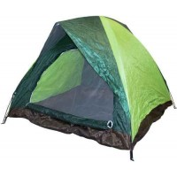 Двуслойна триместна палатка 190x190x130см ТУРИЗЪМ