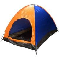 Петместна еднослойна палатка 280х210х160 см ТУРИЗЪМ