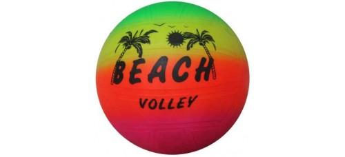 Волейболна топка дъга, 15см СПОРТНИ СТОКИ